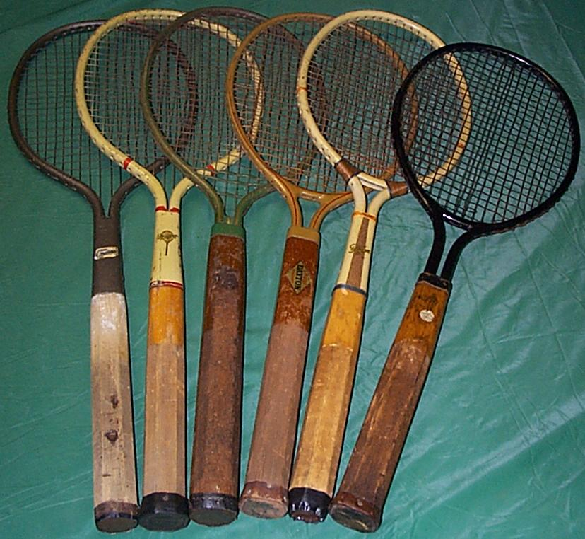 Old Head Tennis Racquets - image 5