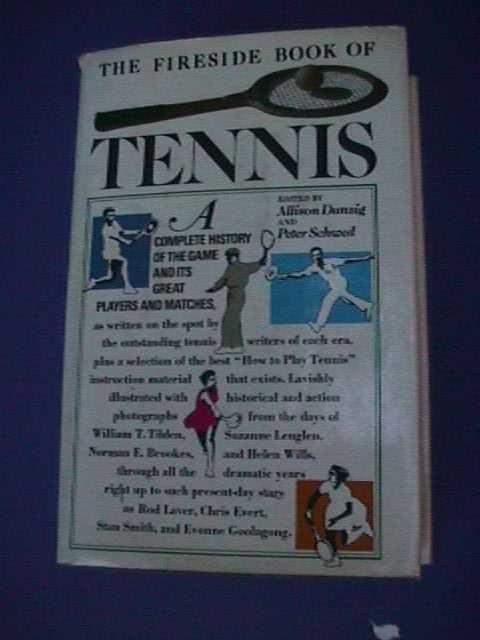 Fireside Book of Tennis