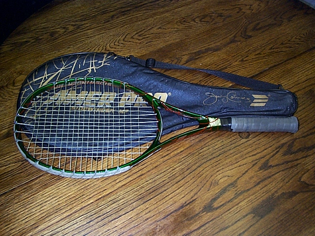 jimmy connors estuza ameripro sidewinder