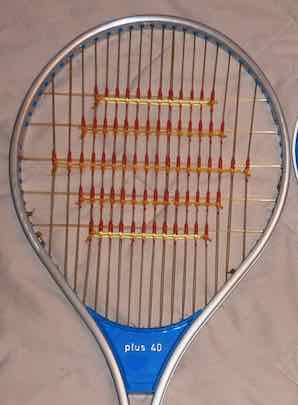 ORIGINAL KUEBLER PLUS 40 RACQUET