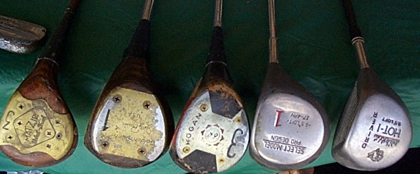 Wright Amp Ditson Wood Golf Clubs Books Antiques