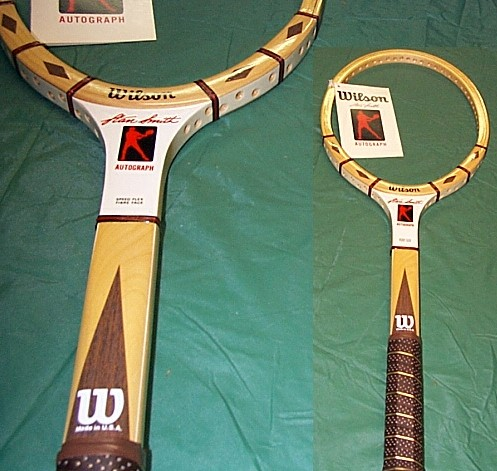 promo code a5ed4 36758 New Wood Tennis Rackets