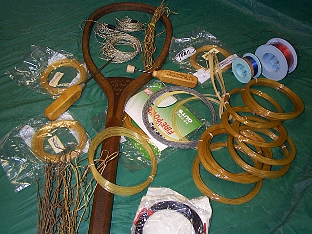 Tennis Stringing Machine >> For Sale: Tennis rackets, books, antiques & collectibles