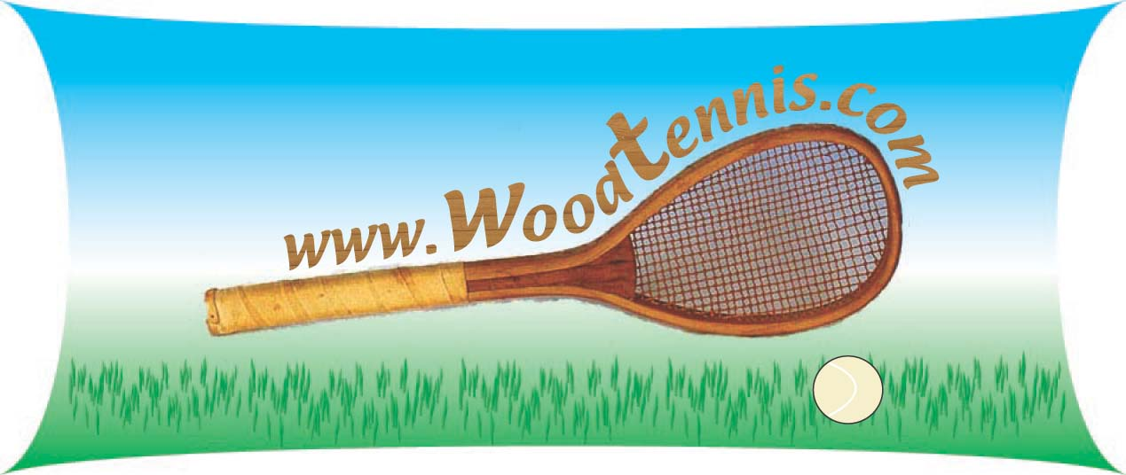 wood tennis racket requested finder